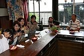 2008東北東京13天(1):會請客人先在大廳喝茶吃點心休息一下
