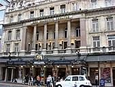 英國8~倫敦+歌劇魅影:上演歌劇魅影的Her Majesty's(女王陛下劇場)