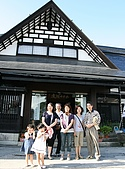 2008東北東京13天(1):最近真愛擺pose
