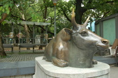 台北市中正區:二二八公園銅牛
