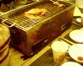松山高中生物研究社20100424社展:小聚餐後杯盤狼藉的小螃蟹