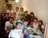 松山高中生研社創社20週年社慶聚餐照片:14th與15th的大合照2