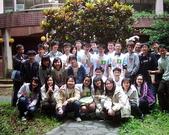 松山高中生物研究社20100424社展:社展後大合照