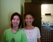 松山高中生研社創社20週年社慶聚餐照片:5th學姊與老師