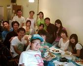 松山高中生研社創社20週年社慶聚餐照片:14th與15th的大合照