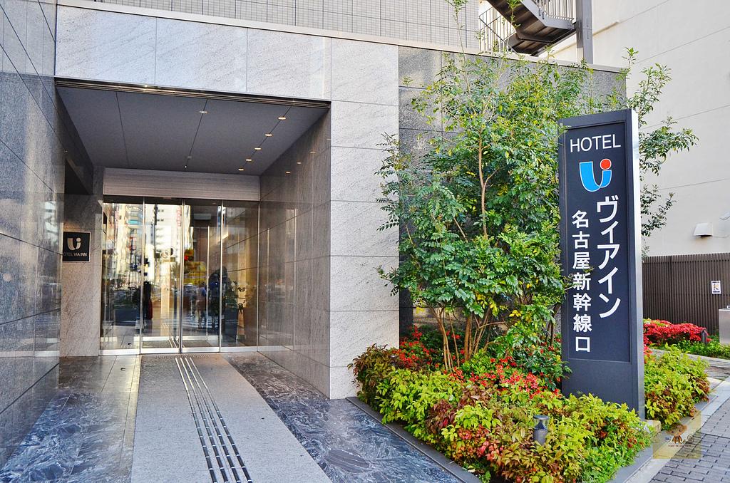 201605日本名古屋-VIAINN飯店新幹線口:日本名古屋VININN新幹線口01.jpg