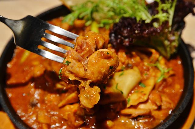 1132504307 l - 【熱血採訪】鐵克諾餐酒館~精緻美味的西式料理,大推干貝海鮮燉飯、牙買加辣醬燉雞,環境氣氛極佳,情人節約會餐廳推薦