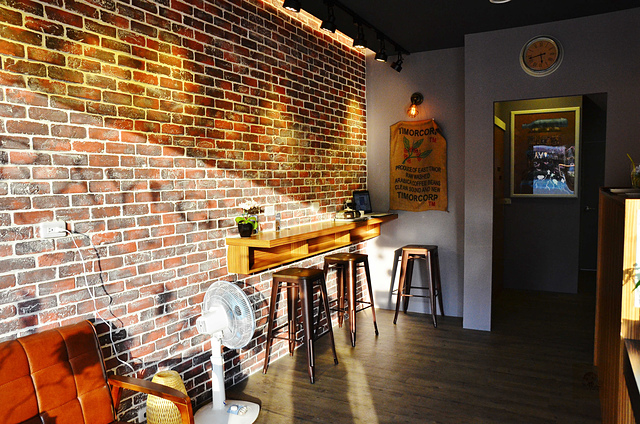 1087784698 l - 【熱血採訪】荷波咖啡~新開幕的平價輕食咖啡館,提供大量免費插座和網路,學生聚會的好選擇,近中臺科大、大坑風景區(已歇業)
