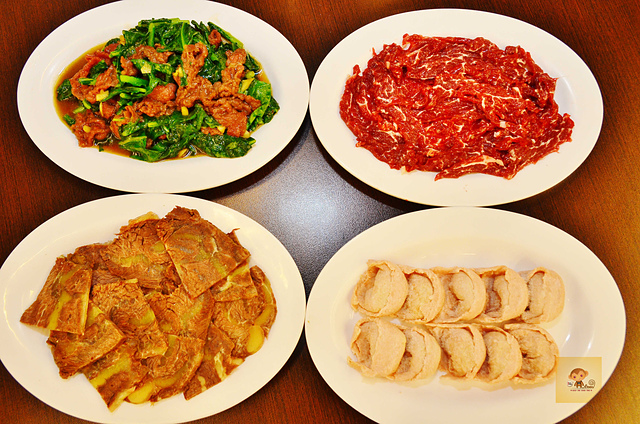 1142436152 l - 【熱血採訪】阿財牛肉湯~來自台南道地平民小吃推薦,大推用鮮美牛骨高湯涮每日台南直送的溫體牛肉,近台中教育大學