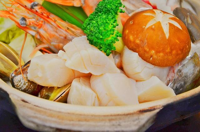 1147653112 l - 【熱血採訪】SONO園~讓人驚艷的日本料理老店,餐點精緻美味,服務優,推薦海味套餐及海鮮鍋,另也有素食套餐及無菜單料理唷,近勤美誠品綠園道