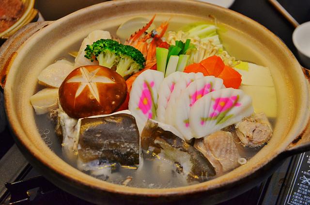 1147653113 l - 【熱血採訪】SONO園~讓人驚艷的日本料理老店,餐點精緻美味,服務優,推薦海味套餐及海鮮鍋,另也有素食套餐及無菜單料理唷,近勤美誠品綠園道