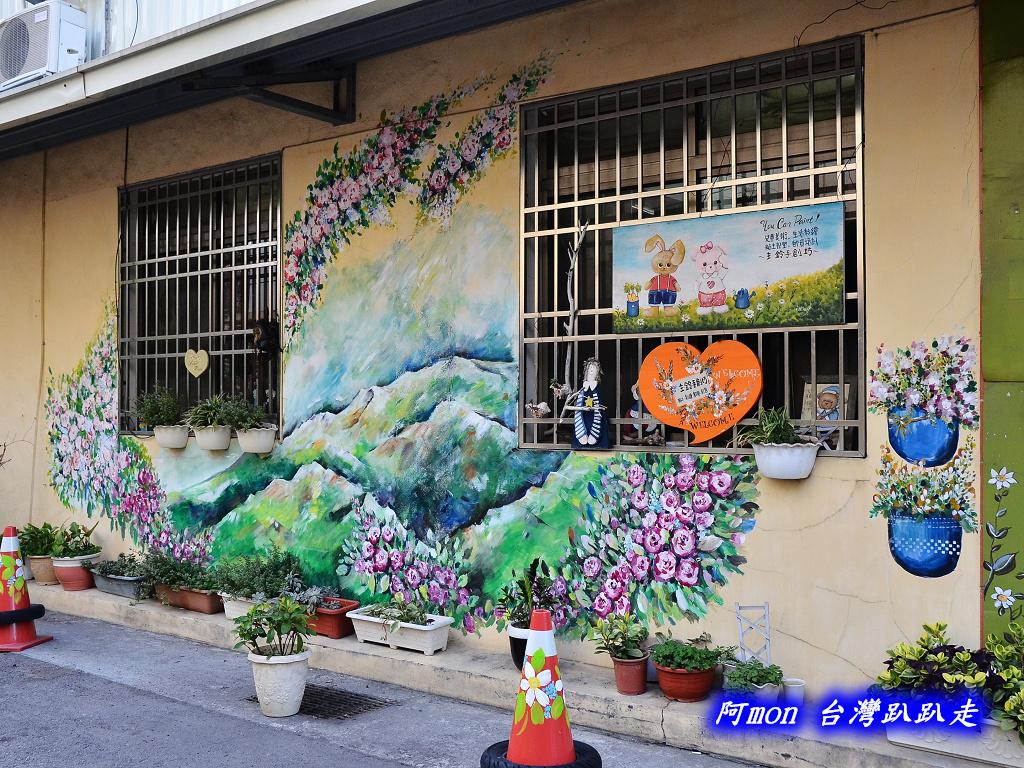201401台中-追分車站、聚奎居、東海藝術街參訪:東海參訪30.jpg