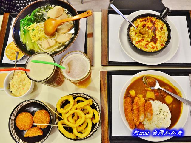 1032227501 l - 【台中南區】自慢食堂~大慶街上飄香誘人的咖哩飯,再推薦美味的可樂餅和炸豬排