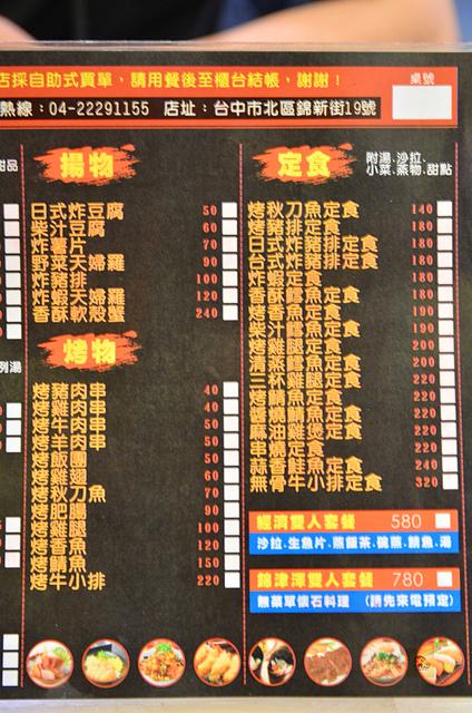 1076637477 l - 【台中北區】錦津澤定食~高CP值且大份量的日式定食推薦,炸豬排定食挺不錯,近一中街、中友百貨、中國醫大