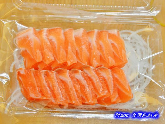 1028219751 l - 【台中南屯】生魚片專賣店~價格便宜又好吃的生魚片,每盒都只要$100喔,有鮭魚、鮪魚、紅甘等