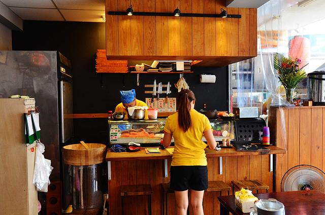 1088188763 l - 【台中西區】舞春日本料理~平價美味的海鮮丼飯推薦,鮮美的鮭魚丼、炙干貝鮭魚丼必點,另有燒烤及握壽司,近勤美誠品綠園道、SOGO百貨