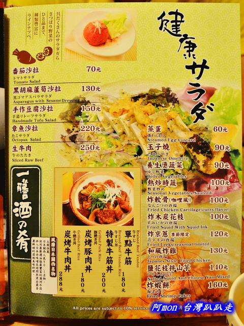 1032381196 l - 【台中西區】一膳食堂~台中知名鰻魚飯店開新分店,還有賣生魚片、串燒、關東煮,近SOGO百貨或