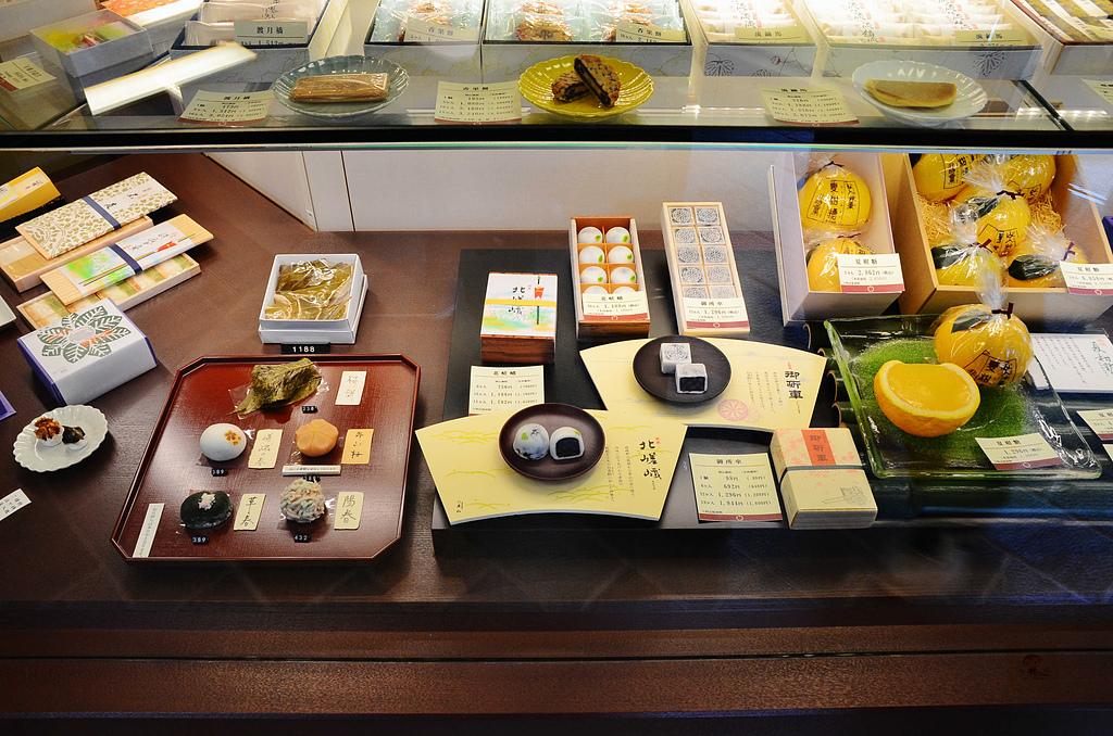201404日本京都-京都の和菓子老松:京都の和菓子老松02.jpg