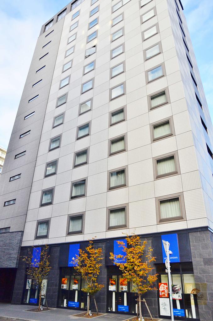 201611日本北海道-Mystays飯店札幌站:飯店札幌站北口33.jpg