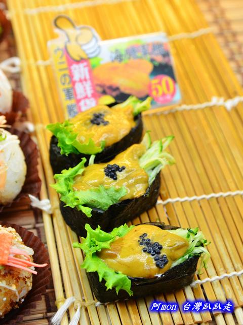 1031258499 l - 【台中太平】花田壽司~市場內便宜又好吃的熱門壽司店,生魚片、握壽司、炙壽司都很讚