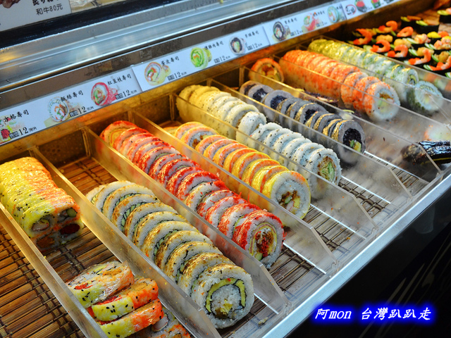 1031258500 l - 【台中太平】花田壽司~市場內便宜又好吃的熱門壽司店,生魚片、握壽司、炙壽司都很讚