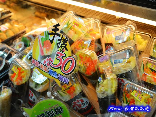 1031258523 l - 【台中太平】花田壽司~市場內便宜又好吃的熱門壽司店,生魚片、握壽司、炙壽司都很讚