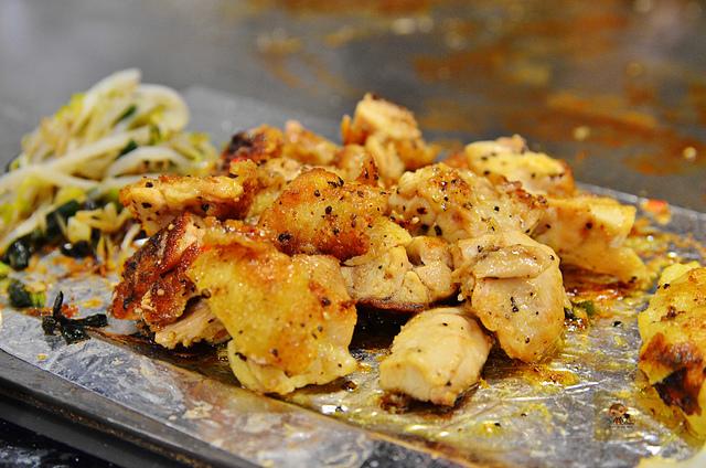 1042421159 l - 【台中西區】高林鐵板燒~台中鐵板燒知名老店,價格平價親民,餐點豐盛美味,適合家庭聚餐