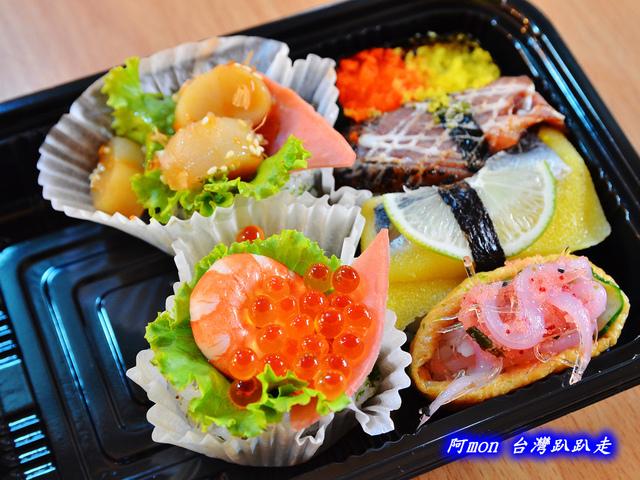 1031258528 l - 【台中太平】花田壽司~市場內便宜又好吃的熱門壽司店,生魚片、握壽司、炙壽司都很讚
