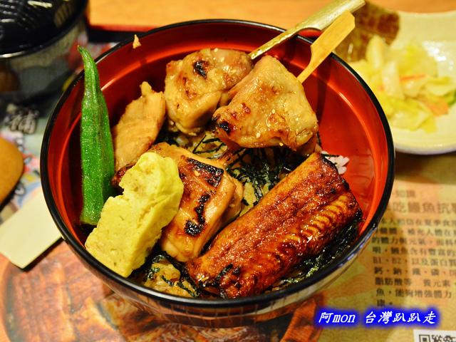1032374631 l - 【台中西區】一膳食堂~台中知名鰻魚飯店開新分店,還有賣生魚片、串燒、關東煮,近SOGO百貨或