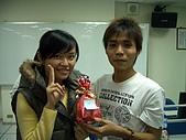 071225Merry Christmas 交換禮物:楊G V.S棒屎