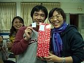 071225Merry Christmas 交換禮物:強哥V.S蔣大雄