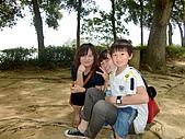 100502江南渡假村:我們三個囉!