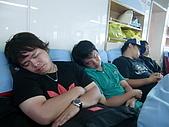 我在綠島天氣晴Day2:一排睡掛了~
