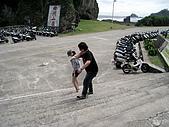 我在綠島天氣晴Day2:拜咖榮要打人,因為我學他走路~哈哈
