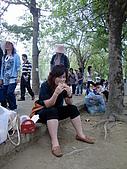 100502江南渡假村:超豪邁的阿姨~