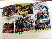100516十元生日:我親手做的卡片~背面