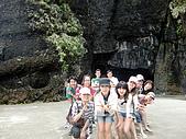 我在綠島天氣晴Day2:山洞下的我們~