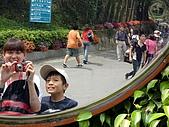 100502江南渡假村:我們二個的自拍照~