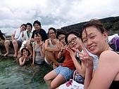 我在綠島天氣晴Day2:我的溜海非常嚇人