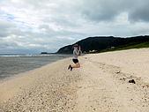 我在綠島天氣晴Day2:我跳啊~