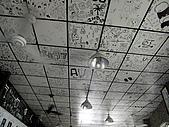 我在綠島天氣晴Day2:天花板上的塗鴨~
