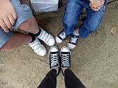 100502江南渡假村:我們三個人的腳~