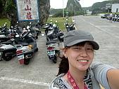 我在綠島天氣晴Day2:我的自拍,拍不到綠洲....