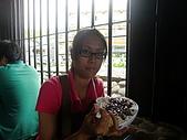 我在綠島天氣晴Day2:扣卡的紅豆牛奶冰~