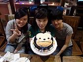 100516十元生日:楊G、十元還有YO