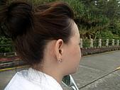 我在綠島天氣晴Day2:這是我的頭,外加很腫的臉~哈哈