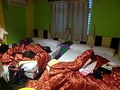 我在綠島天氣晴Day2:我們非常亂的床....