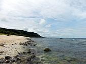 我在綠島天氣晴Day2:水超乾淨的啦!