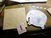 110602一修提早過生日:象給一修的卡片和精華液~