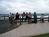 我在綠島天氣晴Day2:被偷拍了...我和扣卡可是都有對到鏡頭滴!